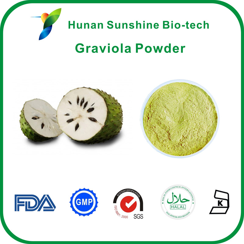 Soursop Powder, Graviola Powder,Soursop Leaf Extract