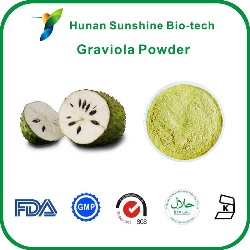 Soursop Powder OR Graviola Powder Leaf Extract